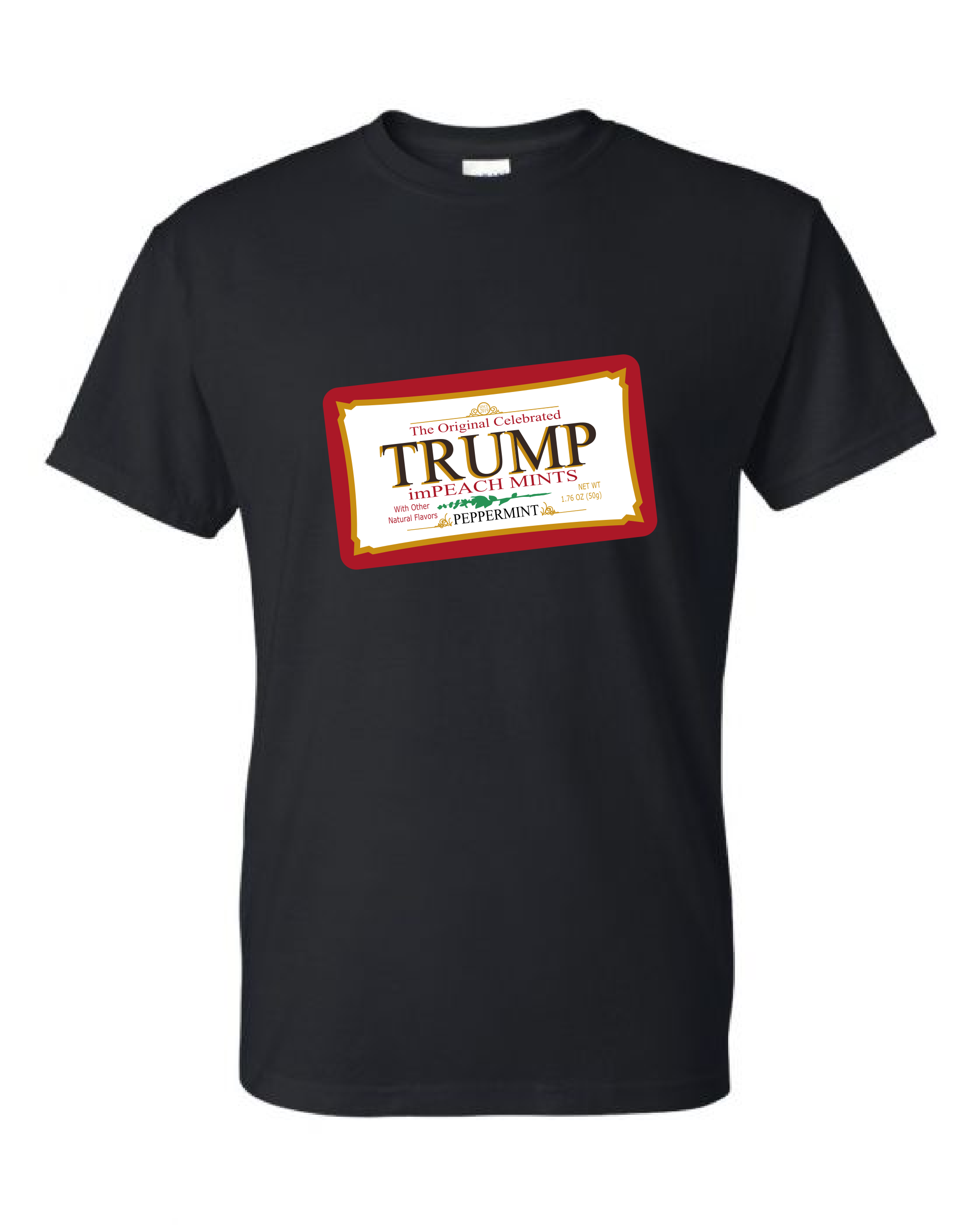 TRUMP imPEACH MINTS Shirt